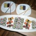Sushi - Makis step by step
