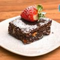 Brownies mit Dinkel Vollkornmehl