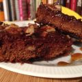 Double Chocolate Caramel Brownies