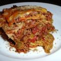 Bolognese Lasagne mit Wirsing